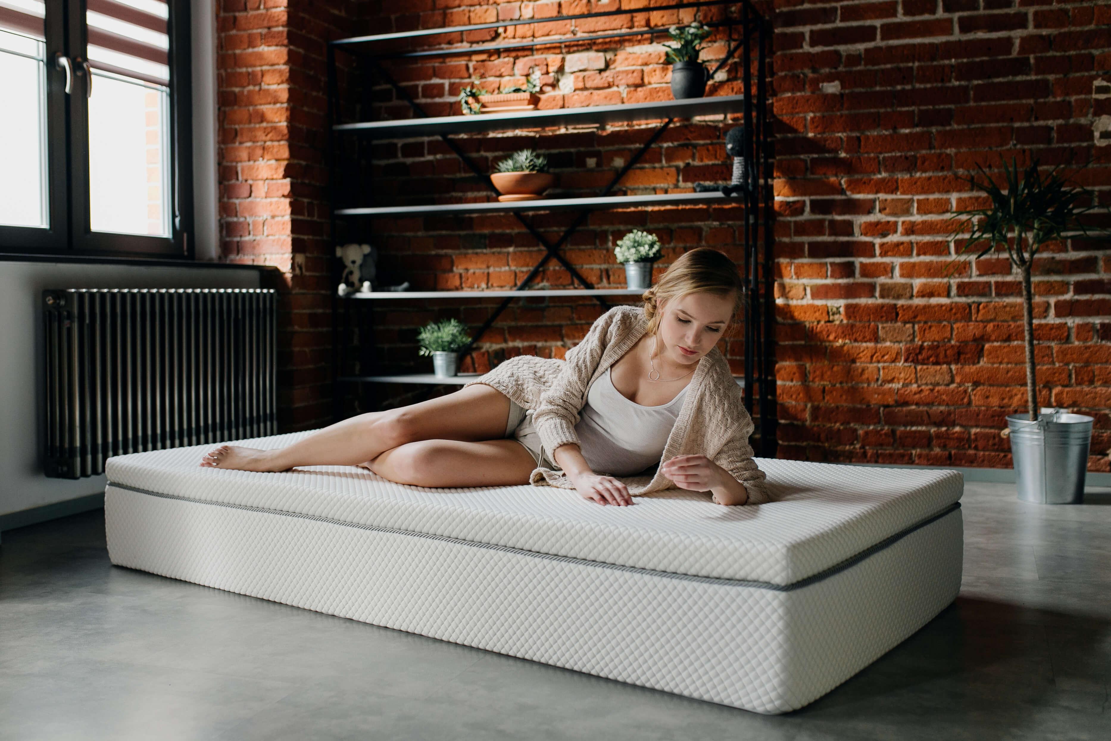 łóżko Z Samego Materaca Czy Można Kłaść Materac Na Podłodze
