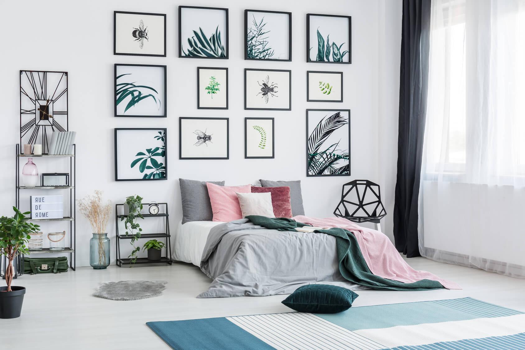 Kolor ścian W Sypialni Jakie Odcienie Wybrać Plantpur
