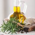 Materac ekologiczny z olejami roślinnymi